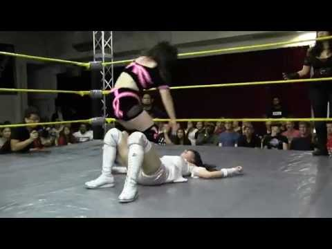 SPW WrestlingCity: Ladies Tag Team match