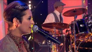 Rana Mansour 'Shohare Pooldar' Live on Manoto TV 2015 Persian New Year