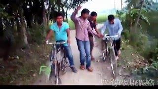 Ghost of village..song :gram chara oi ranga matir poth...SWO organization