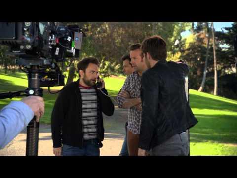 Horrible Bosses 2 Behind the Scenes Movie Broll 1 Jennifer Aniston Jason Bateman