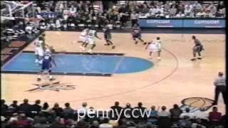 NBA Greatest Duels: Allen Iverson vs. Ray Allen (2001)