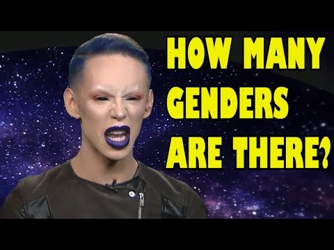 Some people are ignorant How many genders are there
