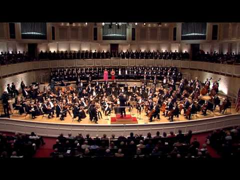 Beethoven 9 Chicago Symphony Orchestra Riccardo Muti
