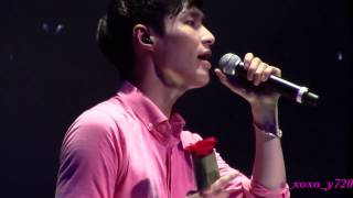 150531 EXO'luXion Miracles in December lay focus