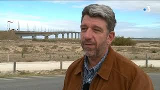 Le pont de Ré interdit aux poids lourds de plus de 40 tonnes : les rétais s'organisent