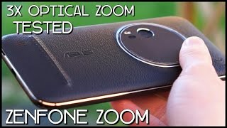 Asus Zenfone Zoom Review: Optical Zoom!