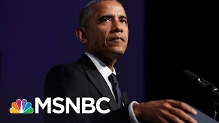 President Obama Orders 'Full Review' Of Election-Related Hacking | MSNBC