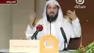 قصة الشيخ محمد العريفي مع الشاب الفرنسي