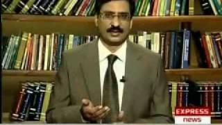 "Javed Chohdary on ""Bahadury n Khof of a Leader"" -  Nelson Mandela Sep 29, 2008"