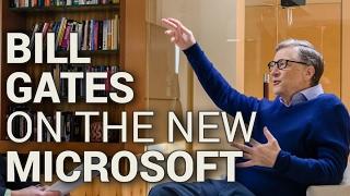 Bill Gates on the new Microsoft