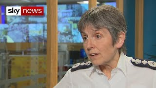 Met chief condemns 'miserable disruption' caused by protests