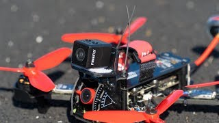 Small Action Camera - Firefly Micro 1080p FPV