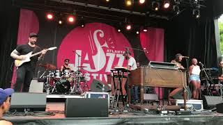 Cory Henry & The Funk Apostles, FULL SET Atlanta Jazz Festival, 5-27-18