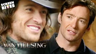 Van Helsing: Behind the scenes with Hugh Jackman, Kate Beckinsale and director Stephen Sommers
