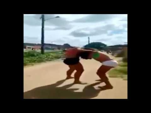 Briga de Mulher do EUA X Briga de Mulher do Brasil