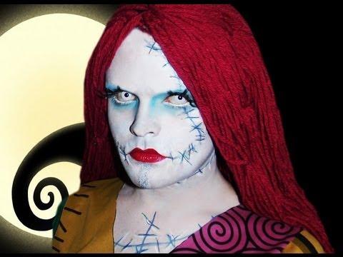 Xxx Mp4 Sally The Rag Doll The Nightmare Before Christmas Makeup Tutorial 3gp Sex