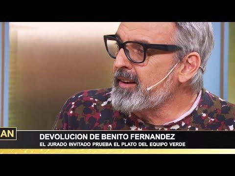 El gran premio de la cocina - Programa 19/10/18 - Jurado invitado: Benito Fernández