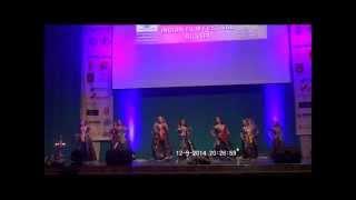 AKSHAYA KATHAK-INDIAN FILM FESTIVAL MOSCOW 2014.