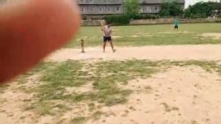 Gali cricket by brijesh