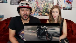 AVENGERS 2: AGE OF ULTRON EXTENDED TRAILER REACTION & REVIEW!!!
