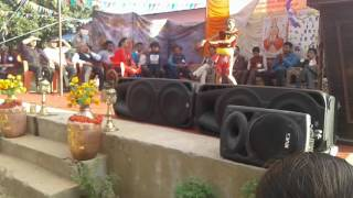 Pooja Bhatta Top school dance competition Nuwakot