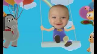 Babytv Aniversário  Elionell Nogueira