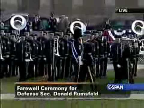 watch US Military Pass in Review - Washington DC - (parade)