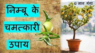 निम्बू के चमत्कारी उपाय Nimbu ke Chamatkari Upaay With English Subtitle