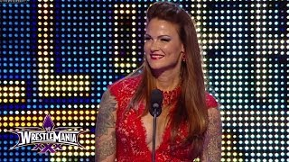 A sneak peek of Lita's 2014 WWE Hall of Fame Induction Speech