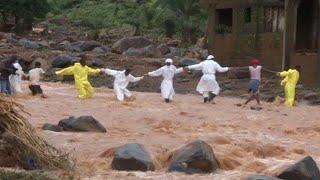 La Cruz Roja eleva a 600  los desaparecidos en Sierra Leona