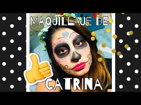 Xxx Mp4 MAQUILLAJE DE CATRINA SÚPER FÁCIL Y COLORIDO YAEL BAUTISTA 💀 3gp Sex