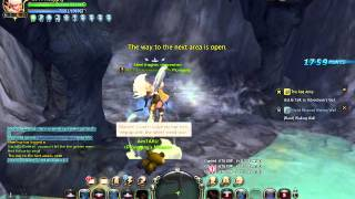 Dragon Nest shortcut @ Wailing Wall