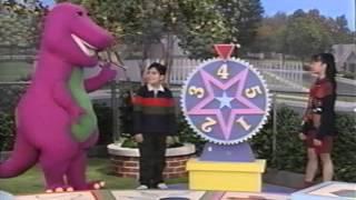 Barney's Fun & Games (2000 Version) Part 4