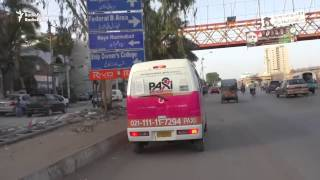 PAXI, A Female Taxi Service for Female driven by Female in Karachi