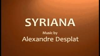 Syriana 10. Electricity