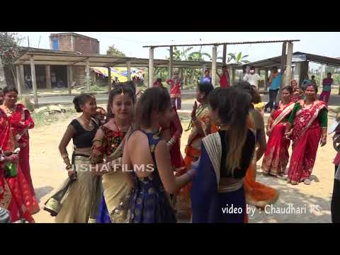 TharuWedding Dance 2075, Puraine, rupandehi