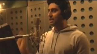 Abhishek sings 'Buddhi Do Bhagwaan' in Players