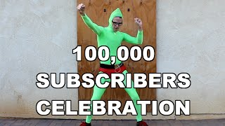 100,000 SUBSCRIBER SPECIAL!!!