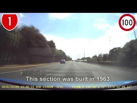 [NZ] SH1 Southern Motorway