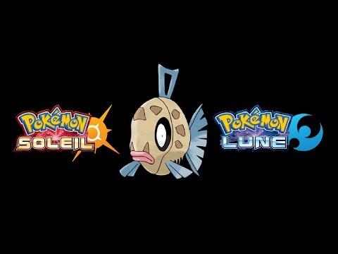 OU TROUVER BARPAU ? Pokémon Sun and Moon