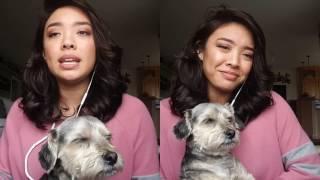 """Bom Bidi Bom"" - Nick Jonas ft. Nicki Minaj Cover by Alina Jasmine"