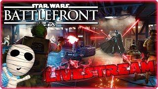 Star Wars: Battlefront ???? Helden vs Schurken bockt zu sehr! // Mit Sayr & Twicii - PS4 Livestream