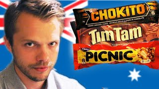 Americans Try Australian Candy For The First Time