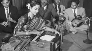 Geeta Dutt : Dilke geet gaayenge : Film - Anjna (1948)