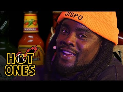 Xxx Mp4 Wale Battles Spicy Wings LIVE Hot Ones 3gp Sex