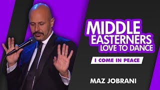 """Middle Easterners Love To Dance"" 