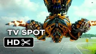 Transformers: Age of Extinction TV SPOT - Triceratops (2014) - Michael Bay Movie HD