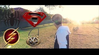 A Superhero Fan Film (Spiderman, Superman, Flash, Dr Strange)