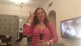 Singing Yeh Jo Mohabbat Hai on Karaoke