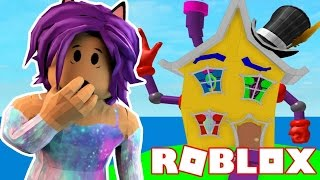 The Crazy Fun House Obby On Roblox!